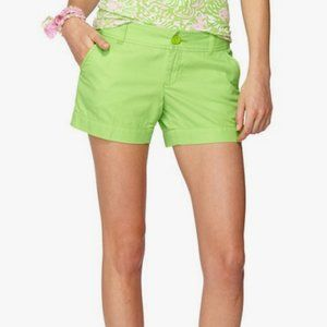 Lilly Pulitzer The Callahan Short in Limeade
